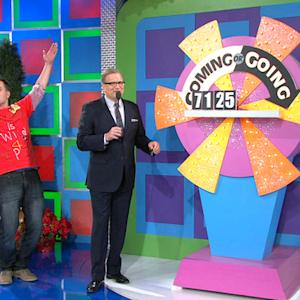 The Price Is Right - Day Before Christmas