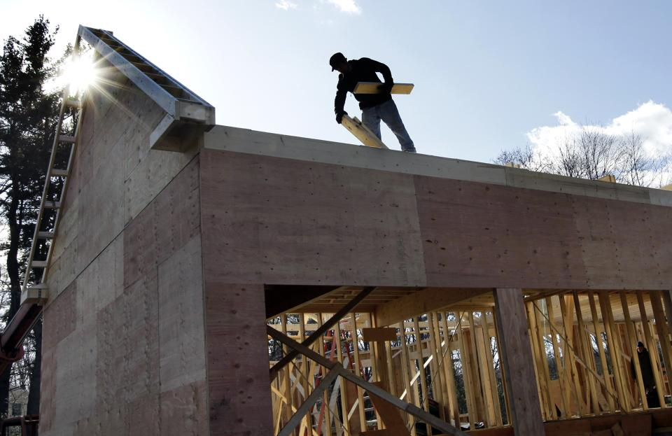 Homebuilder optimism rises for 5th straight month