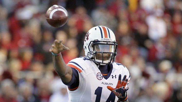 Auburn's future bright after win over Arkansas