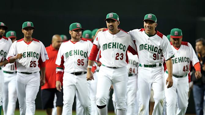 Canada v Mexico - World Baseball Classic - First Round Group D