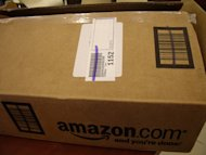 How IT Sales Leads Are Delivered From Abroad image Amazon Box