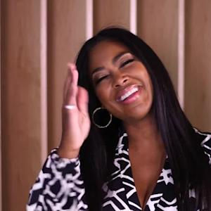 Housewives Happy Hour: 'RHOA' Star Kenya Moore on Finding Love and Becoming a Mom