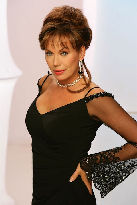 Lesley-Anne Down stars as Jacqueline Marone in The Bold and the Beautiful on CBS. Lesley-Anne Down