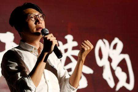 HK independence activists claim harassment from pro-China media