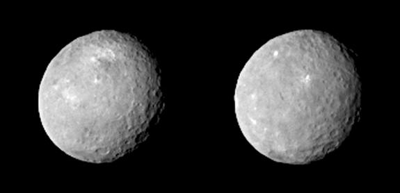 What Would It Be Like to Live On Dwarf Planet Ceres in the Asteroid Belt?