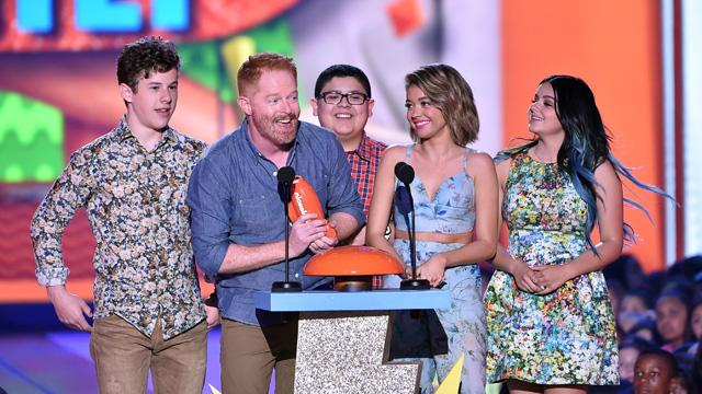 Kids' Choice Awards 2015: The Winner's List