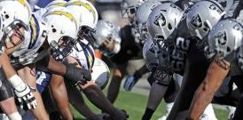 CBS Loses Its Raiders-Chargers Game To NFL Network Because Of Baseball Playoffs