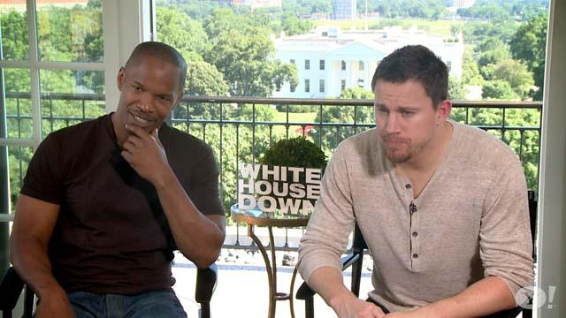 'White House Down' Insider Access in Washington
