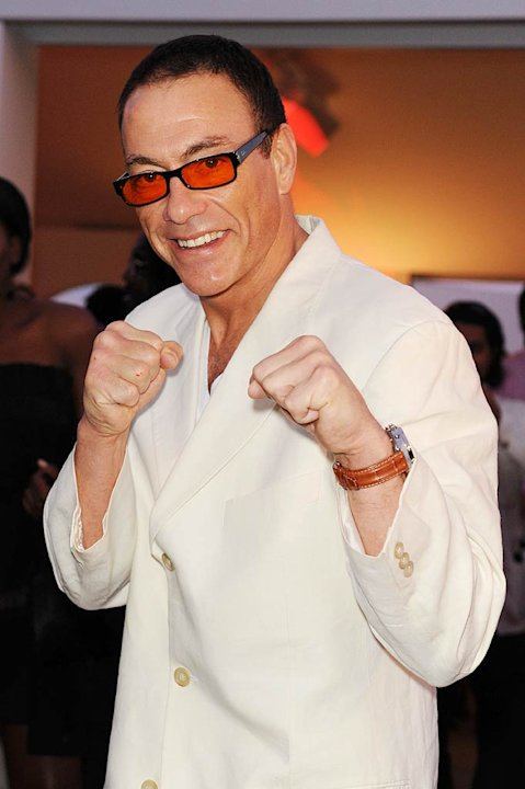 Jean Claude Van Damme Cannes
