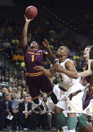 Baylor beats Arizona State in 2nd round of NIT