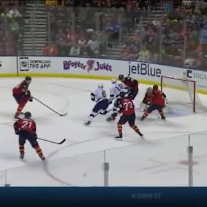 Al Montoya Save on Anton Stralman (13:45/3rd)