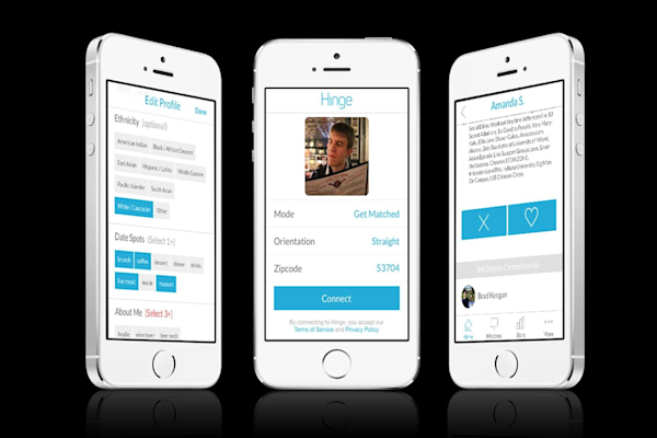 Hinge dating app, dubbed 'classier Tinder,' launches in Toronto ...