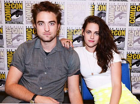 "Kristen Stewart, Robert Pattinson ""Wanted to Be Animals"" During Breaking Dawn - Part 2 Sex Scenes"
