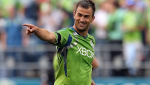 Patrick Ianni could see time for the Seattle Sounders next month