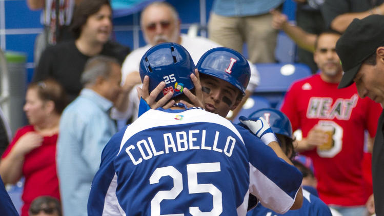 Baseball: World Baseball Classic: Italy at Dominican Republic