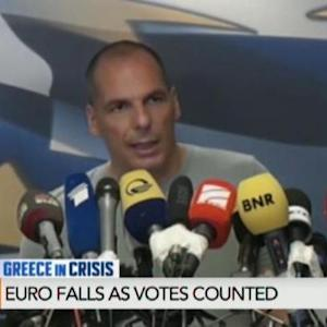 Today's No Is a Big Yes to Democracy: Varoufakis