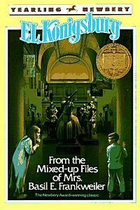In Memory of E.L. Konigsburg and Mrs. Frankweiler's Mixed-Up Files