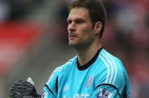 Begovic: Dzeko as good as Falcao and Lewandowski