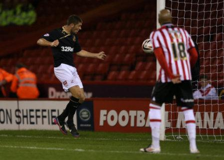 Soccer - Sky Bet League One - Sheffield United v Crawley Town - Bramall Lane