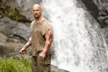Steve Austin in Lionsgate Films' The Condemned