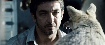 Ricardo Darin in IFC First Take's The Aura
