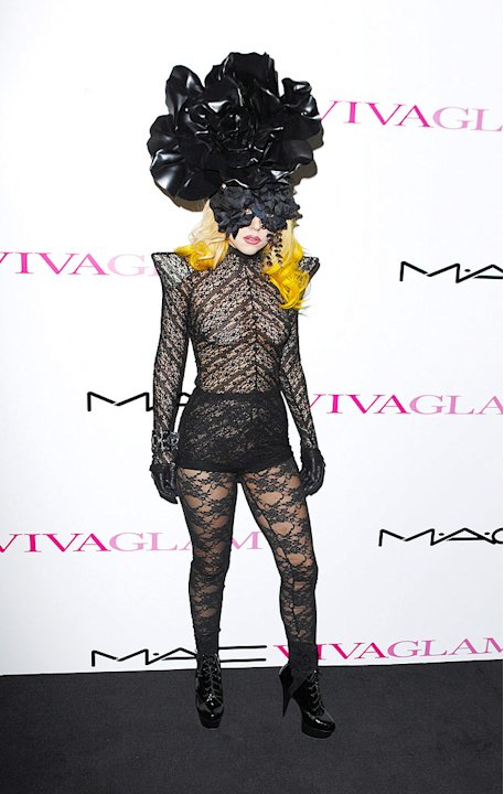 Lady Gaga Viva Glam Event