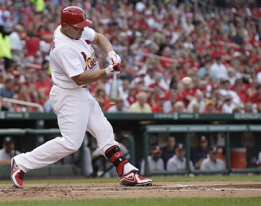 Wainwright wins 12th in Cards' 9-5 win over Astros