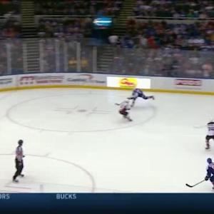 Frederik Andersen Save on Anders Lee (01:09/3rd)