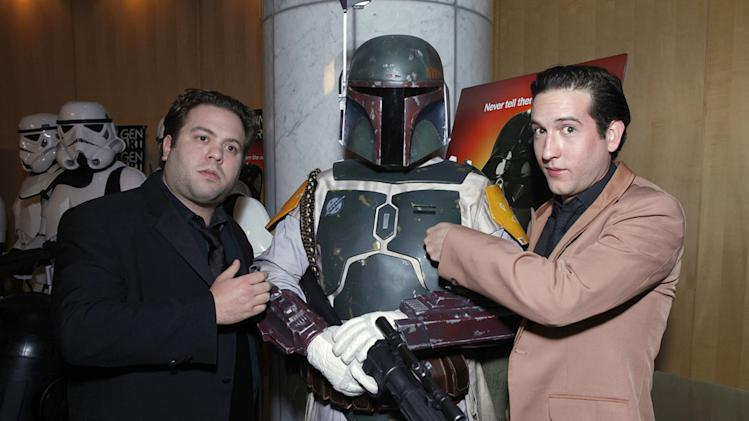 Fanboys LA Screening 2009 Chris Marquette Dan Fogler