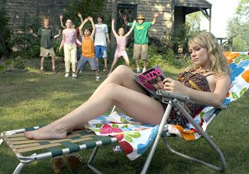 Hilary Duff in 20th Century Fox's Cheaper by the Dozen 2