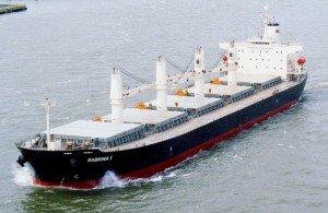 The shipping industry has been hit hard in 2011