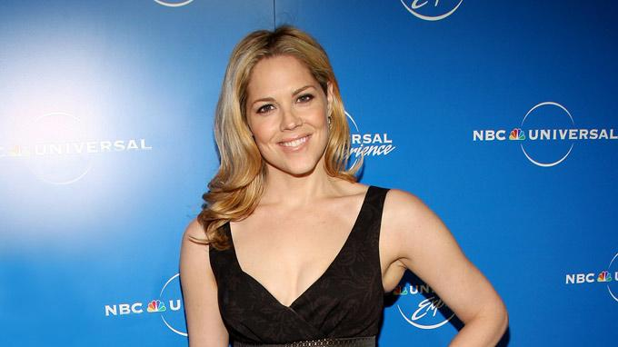 Mary McCormack attends the NBC Universal Experience at Rockefeller Center on May 12, 2008 in New York City.