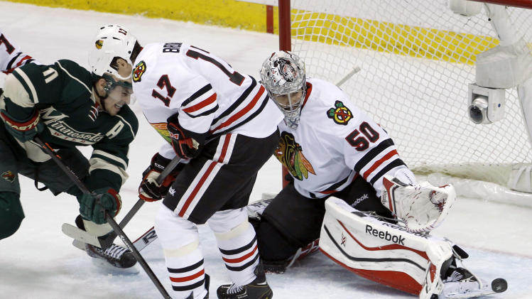 Stanley Cup Playoffs Three Stars: Crawford, Lundqvist are the e…