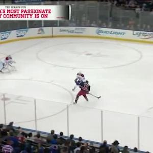 Carey Price Save on Lee Stempniak (08:55/1st)