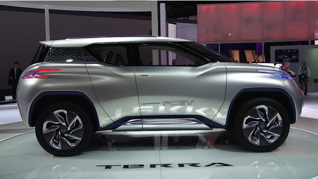Nissan TeRRA Concept