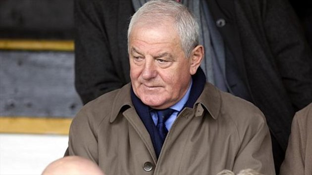 Walter Smith says 'the club still has a fair amount of turmoil in the background'
