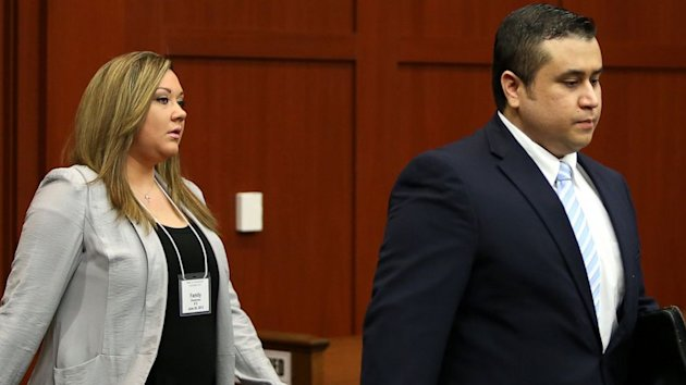 George Zimmerman's Wife Files for Divorce (ABC News)