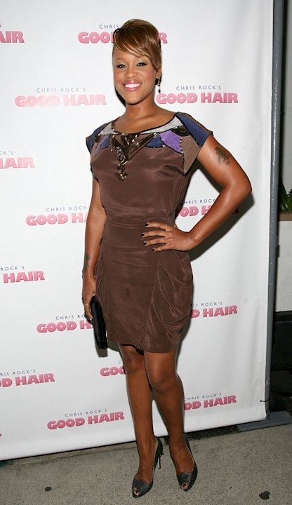 Good Hair LA Premiere 2009 Eve