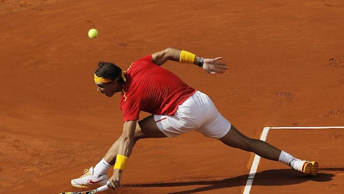 Nadal to play again in SAmerica - this time in Rio