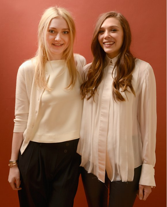 """Very Good Girls"" Portraits - 2013 Sundance Film Festival"