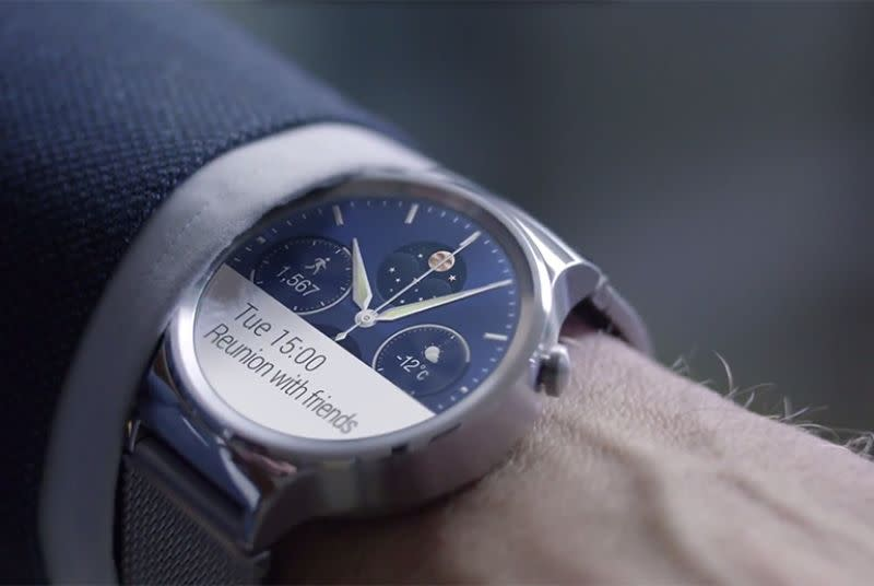 This could be the best-looking Android Wear smartwatch yet