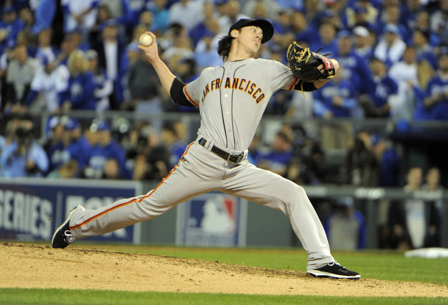 Tim Lincecum made up with his dad and asked for pitching help againTim Lincecum Dad