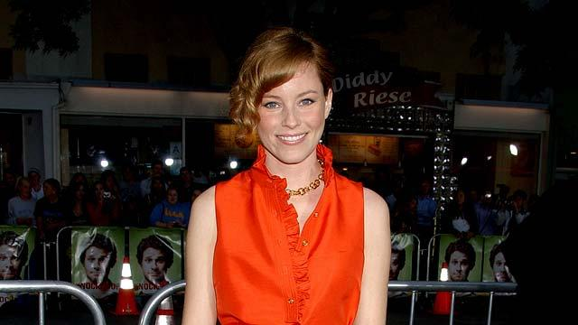 "Elizabeth Banks at the ""Knocked Up"" Los Angeles Premiere."