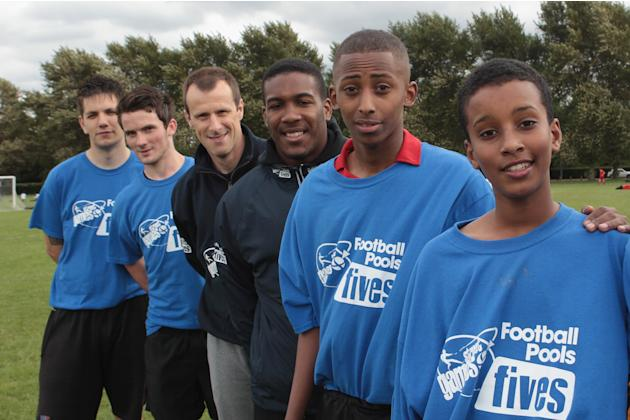 Sport - StreetGames Football Pools Fives - London