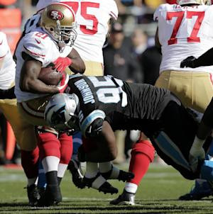 49ers Frank Gore still proving himself every week