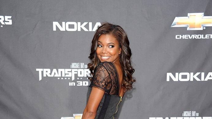 Transformers Dark of the Moon NY premiere 2011 Gabrielle Union