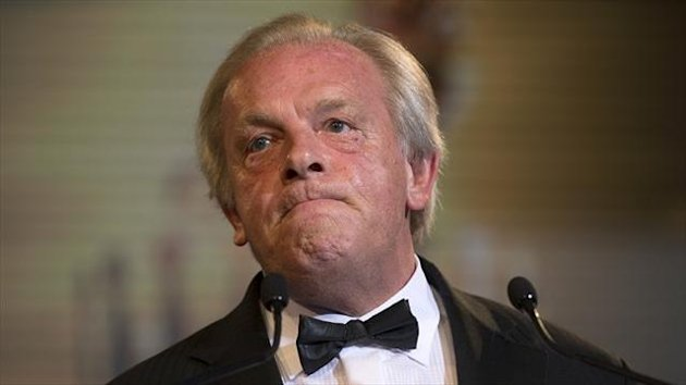 Bobby Barnes has denied that Gordon Taylor, pictured, is a hypocrite