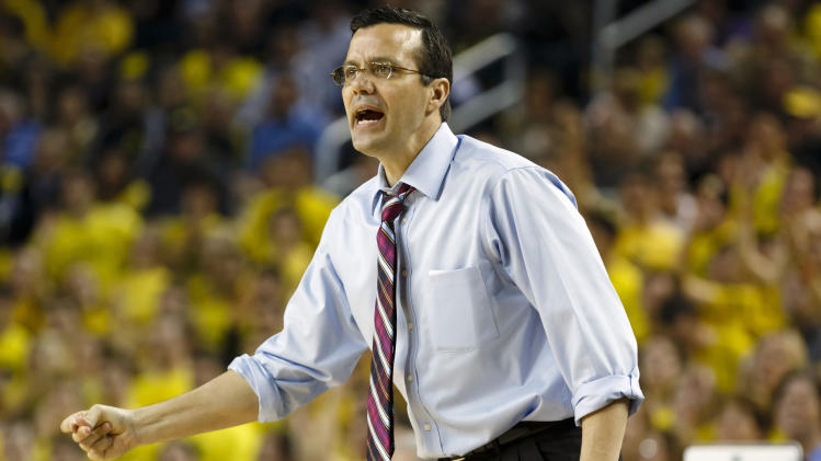 NCAA Basketball: Nebraska at Michigan