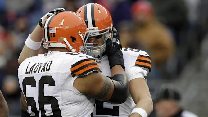 Browns find positives in heartbreaking loss