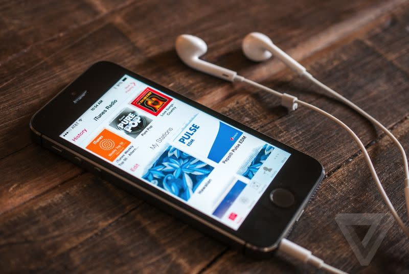 Apple's streaming service will be announced next week, claims report